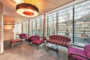 Hôtel Lyon Ouest - Arteloge - La Réception © Marc Laurent