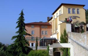 Vue extérieure de la Villa Florentine © Dortmann