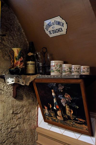 Décoration du restaurant Chabert et Fils