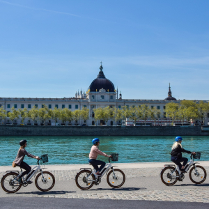 Lyon e-bike Tours - Mobilboard