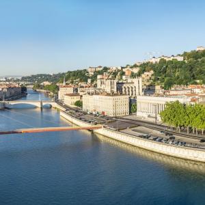 Panorama sur la Saône © Frédéric Lacrabère/ Visucrea