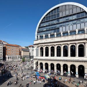 L'Opéra National de Lyon © www.b-rob.com