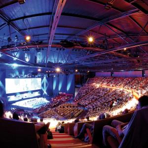 Lyon Convention Centre © Nicolas Robin