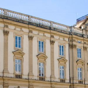 Façade du Musée des Beaux-arts de Lyon © Corentin Mossière / Musée des Beaux-arts