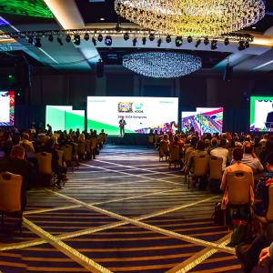 58e Congrès ICCA 2019 à Houston © Buller Photography