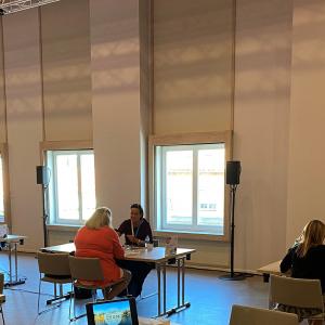 m&i Heathcare Europe 2021 à Madrid / Bureau des Congrès et des Salons de Lyon Métropole