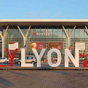 Eurexpo Lyon © Philippe Théry