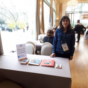 Camille Didier-Laurent au Pure Meeting