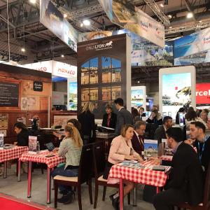ITBM Barcelone 2019 - Le Stand ONLYLYON Tourisme et Congrès