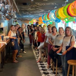 Les assistantes de direction lilloises en visite à Lyon © Bureau des Congrès de Lyon